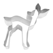 Cookie Cutter- Fawn, 4.5""