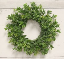 Boxwood Wreath- 4""