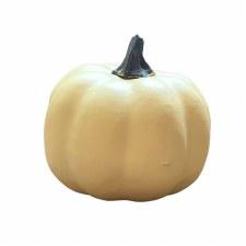 "Pumpkin Stem, 4""- Cream"