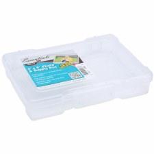 "Photo & Supply Storage Box, 4""x6"""
