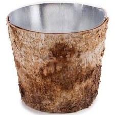 """Birch Flower Pot, 5"""""""