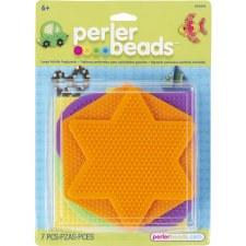 Perler Pegboards- Large- 5 pk