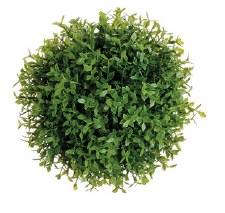 "Tea Leaf Deco Ball, 5"""
