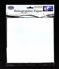 Holographic Paper- 6.75""