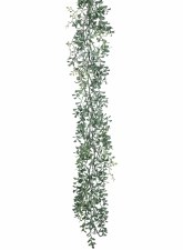 Boxwood Garland, 6'