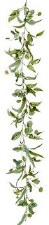Eucalyptus Garland, 6'- Green/ Gray