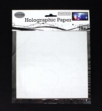 Holographic Paper- 6""