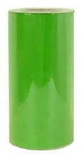 """6"""" Tulle Roll, 25 yards- Lime"""