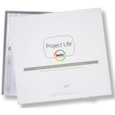 Project Life - Photo Pockets Pages - 12x12 Variety Pack