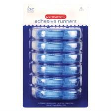 Adhesive Runner 6pk- Permanent