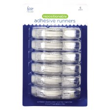 Adhesive Runner 6pk- Repositional
