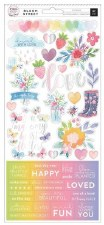 Bloom Street Stickers- Sticker Sheet