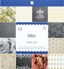 Love, Nicole 6x6 Paper Pad- Bliss