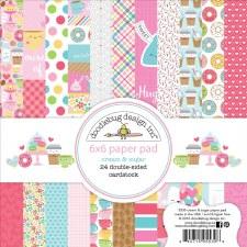 Cream & Sugar 6x6 Paper Pad