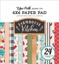 Farmhouse Kitchen 6x6 Paper Pad