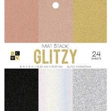 6x6 DCWV Mat Stack- Glitzy