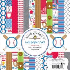 Home Run 6x6 Paper Pad