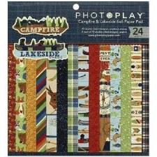 Campfire & Lakeside 6x6 Paper Pad
