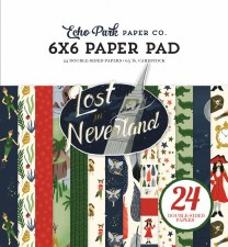 Lost in Neverland 6x6 Paper Pad