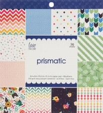 Love, Nicole 6x6 Paper Pad- Prismatic