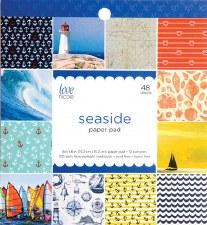 Love, Nicole 6x6 Paper Pad- Seaside