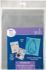 """Self Sealing Plastic Bags, 30ct- 8.25"""" x 10.25"""""""