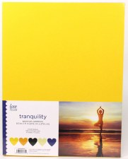 """8.5x11"""" Cardstock Pack, 50pc- Tranquility"""