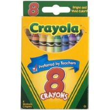 Crayola Crayons- 8ct