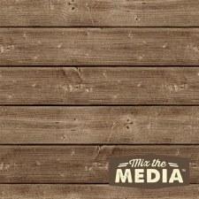 Mix the Media Wooden Plaque- 8x8