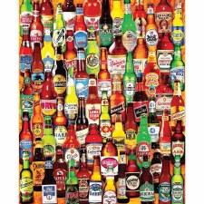 99 bottles - 1000 piece puzzle