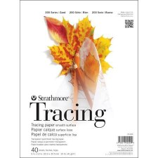 "Strathmore 200 Series 9""x12"" Tracing Paper, 40 Sheets"