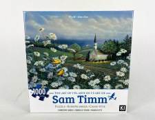 Summertine Sundays - 1,000 Piece Puzzle