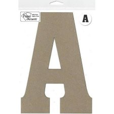 "8"" Chipboard Letter- A"