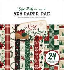A Cozy Christmas 6x6 Paper Pad
