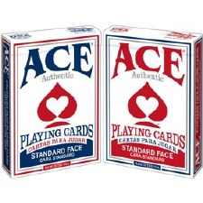 Ace Playing Cards, 2pk