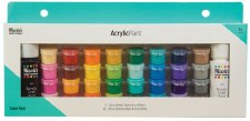Nicole Acrylic Paint Pot Set, 34pc