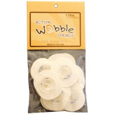 Action Wobble Springs- 12 pk