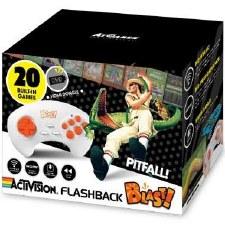 Flashback Blast! Retro Gaming- Activision Pitfall!, 20 Games