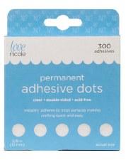"""Adhesive Dots 300ct- 3/8"""""""