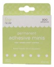 """Adhesive Mini Dots 300ct- 3/16"""""""