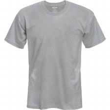 Adult Short Sleeve T Shirt- Sport Gray, Small