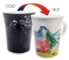 Color Changing Story Mug- Adventure