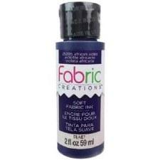 Fabric Creations 2oz Fabric Paint- African Violet
