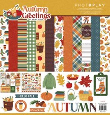 Autumn Greetings Collection Kit