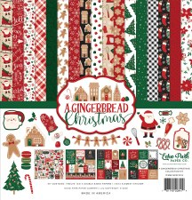 A Gingerbread Christmas Collection Kit