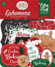 A Gingerbread Christmas Ephemera