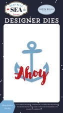 Deep Blue Sea Designer Dies- Ahoy Anchor