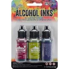 Ranger Alcohol Ink 3 Pack- Farmer's Market