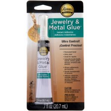Aleene's Jewelry & Metal Glue- .7 oz.