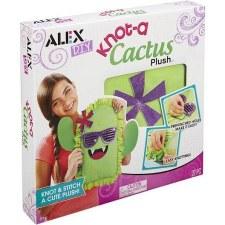 Alex Toys DIY Knot-a-Cactus Plush